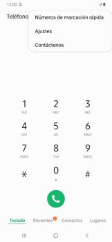 Cómo bloquear o desbloquear contactos - Samsung Galaxy A30 - Passo 6