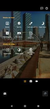Opciones de la cámara - Motorola One Zoom - Passo 6