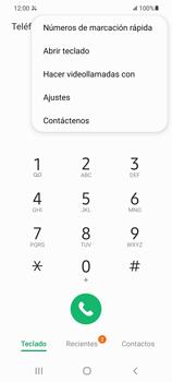 Cómo bloquear llamadas - Samsung Galaxy S21 5G - Passo 4