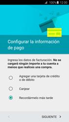 Crea una cuenta - Samsung Galaxy S6 Edge - G925 - Passo 15