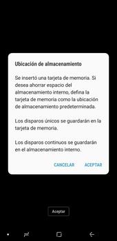 Opciones de la cámara - Samsung A7 2018 - Passo 4