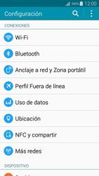 Configura el Internet - Samsung Galaxy A3 - A300M - Passo 4