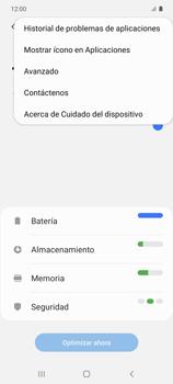 Cómo evitar la actividad no deseada de aplicaciones - Samsung Galaxy S10 Lite - Passo 5