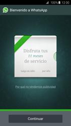 Configuración de Whatsapp - Samsung Galaxy S6 - G920 - Passo 13