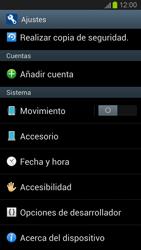 Actualiza el software del equipo - Samsung Galaxy S 3  GT - I9300 - Passo 5