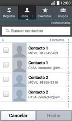 Envía fotos, videos y audio por mensaje de texto - LG L70 - Passo 5