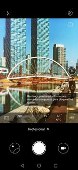 Modo profesional - Huawei Nova 5T - Passo 7