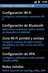 Desactiva tu conexión de datos - Samsung Galaxy Ace  GT - S5830 - Passo 4