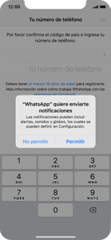 Configuración de Whatsapp - Apple iPhone 11 Pro - Passo 5