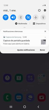 Tomar una captura de pantalla - Samsung Galaxy S20 - Passo 5