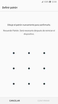 Desbloqueo del equipo por medio del patrón - Samsung Galaxy A7 2017 - A720 - Passo 9