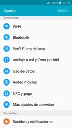 Desactivación límite de datos móviles - Samsung Galaxy S6 Edge - G925 - Passo 4