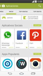 Instala las aplicaciones - LG G3 Beat - Passo 5