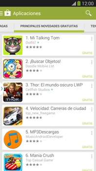 Instala las aplicaciones - Samsung Galaxy Note Neo III - N7505 - Passo 12