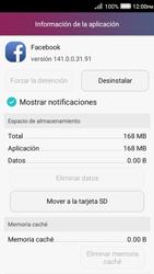 Limpieza de aplicación - Huawei Y3 II - Passo 7