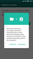 Configuración de Whatsapp - Samsung Galaxy S7 - G930 - Passo 6