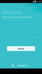 Activa el equipo - Motorola Moto X (2a Gen) - Passo 3