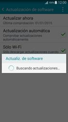 Actualiza el software del equipo - Samsung Galaxy A5 - A500M - Passo 9