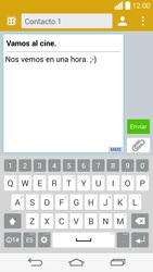 Envía fotos, videos y audio por mensaje de texto - LG G3 Beat - Passo 12
