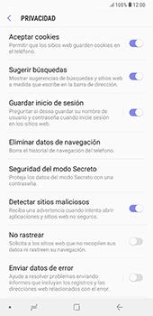 Limpieza de explorador - Samsung A7 2018 - Passo 9