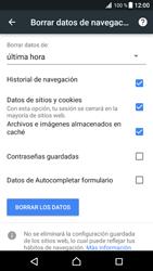 Limpieza de explorador - Sony Xperia XZ Premium - Passo 10