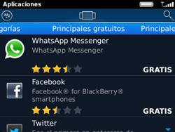 Instala las aplicaciones - BlackBerry Curve 9320 - Passo 6