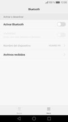 Conecta con otro dispositivo Bluetooth - Huawei P9 - Passo 5