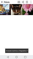Transferir fotos vía Bluetooth - LG G5 - Passo 11