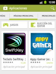 Crea una cuenta - Samsung Galaxy Y  GT - S5360 - Passo 22