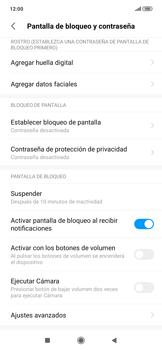 Desbloqueo del equipo por medio del patrón - Xiaomi Redmi Note 7 - Passo 4