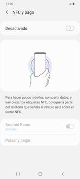 Cómo activar NFC - Samsung Galaxy S20 - Passo 9