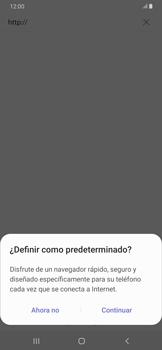 Configura el Internet - Samsung Galaxy A30 - Passo 23