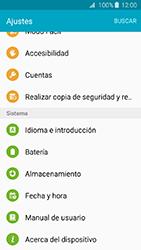 Actualiza el software del equipo - Samsung Galaxy J3 - J320 - Passo 5