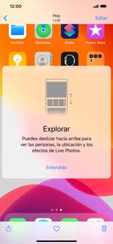 Tomar una captura de pantalla - Apple iPhone 11 - Passo 8