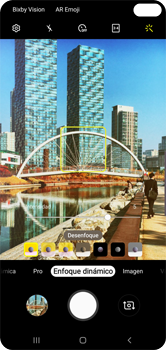 Live Focus - Samsung S10+ - Passo 10