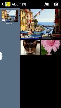 Transferir fotos vía Bluetooth - Samsung Galaxy Note Neo III - N7505 - Passo 5