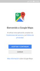 Uso de la navegación GPS - Samsung Galaxy S7 - G930 - Passo 4