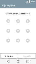 Desbloqueo del equipo por medio del patrón - LG C50 - Passo 9