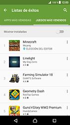 Instala las aplicaciones - Sony Xperia XZ Premium - Passo 14