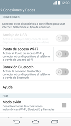 Configura el hotspot móvil - LG G3 D855 - Passo 5