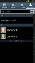 ¿Tu equipo puede copiar contactos a la SIM card? - Samsung Galaxy S 3  GT - I9300 - Passo 4