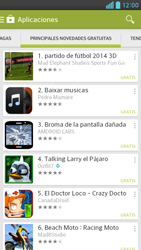 Instala las aplicaciones - LG Optimus G Pro Lite - Passo 11