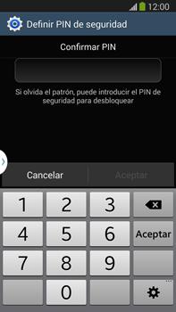 Desbloqueo del equipo por medio del patrón - Samsung Galaxy Note Neo III - N7505 - Passo 14
