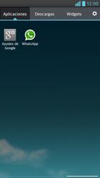 Configuración de Whatsapp - LG Optimus G Pro Lite - Passo 3