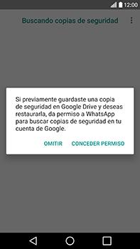 Configuración de Whatsapp - LG V20 - Passo 12