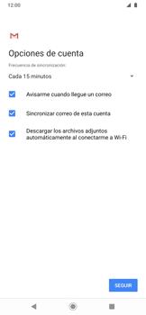 Configura tu correo electrónico - Motorola One Zoom - Passo 11