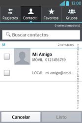 Envía fotos, videos y audio por mensaje de texto - LG L4 II - Passo 5