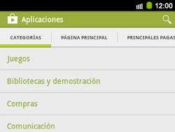 Instala las aplicaciones - Samsung Galaxy Y Pro GT - B5510 - Passo 5