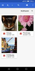 Envía fotos, videos y audio por mensaje de texto - Huawei Y5 2018 - Passo 14