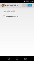Configura el Internet - Sony Xperia E3 D2203 - Passo 23